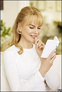 Nicole Kidman plays Nintendo