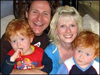 Vanessa, Charlie, Blake and Rohan Love
