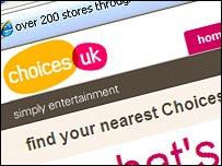 ChoicesUK website