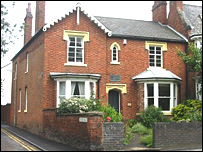 Rupert Brooke's birthplace