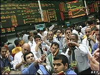 Traders in Brazil