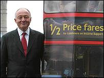 Ken Livingstone, en el lanzamiento del programa    Foto: Alcaldía de Londres