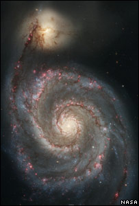 Whirlpool galaxy