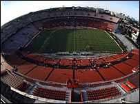 Miami's Orange Bowl