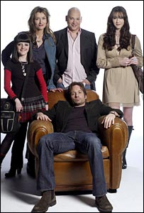The cast of Californication