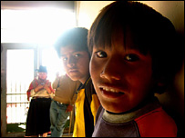 Indigenous Bolivians