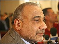 Iraqi Vice President, Adel Abdul Mahdi