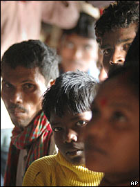 Hindi-speaking migrants in Assam