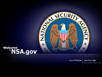 Screengrab of NSA website, NSA