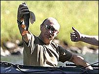Владимир Путин (фото с сайта www.kremlin.ru)