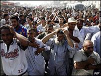 Sadr City funeral