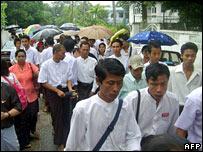 مواطنون بورميون