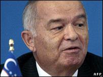 President of Uzbekistan Islam Karimov