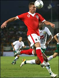 Freddy Eastwood  - photo linked from BBC Wales