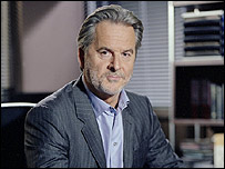 Waking The Dead star Trevor Eve