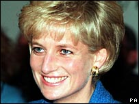 Diana, Princess of Wales in Rimini to receive a humanitarian award for her charity work
