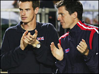 Murray and Henman