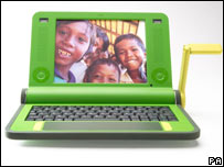 Prototype laptop