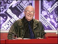 Clive as panellist on have I Got News For You