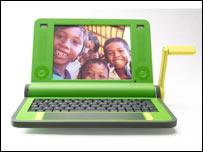 Prototype laptop