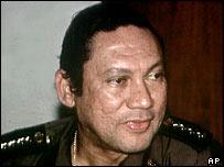 Manuel A. Noriega