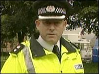 Ch Supt Chris Armitt from Merseyside Police