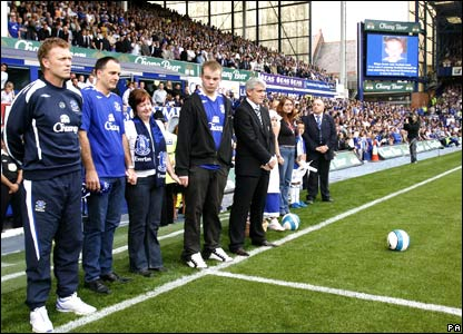 Everton FC - Everton Blog - fan's weblog about Everton Football Club,