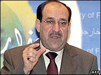 Nouri Maliki (file)
