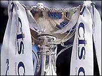CIS Cup trophy