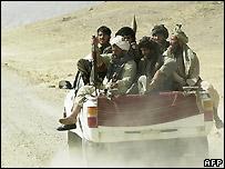 Taleban members