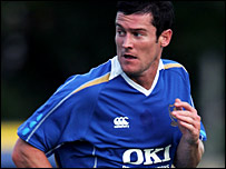 Portsmouth striker David Nugent