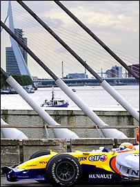 Rotterdam Roadshow
