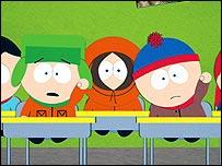 Still from South Park