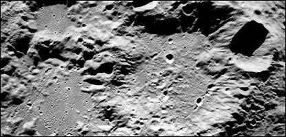 Старые снимки Луны доступны в высоком качестве