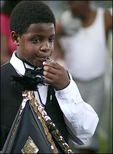 """Eric """"Mr Groove"""" Calhoun"""