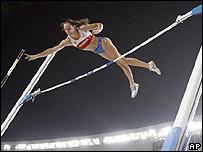 Yelena Isinb�yeva