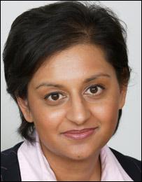 Aisha Anwar
