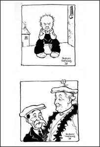 Oor Wullie & The Broons