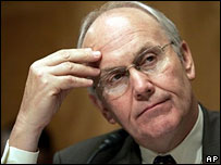 Idaho Senator Larry Craig