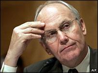 Idaho Senator Larry Craig
