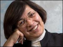 Манана Асламазян (фото с сайта www.cap.ru - министерство культуры Чувашии)