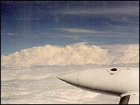 Cloud-seeding