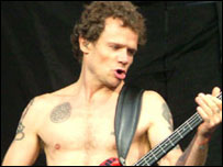 Red Hot Chilli Peppers' Flea