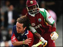 England v West Indies, Twenty20 international