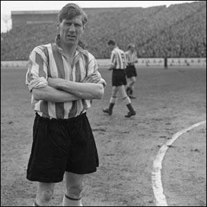 Sunderland's Len Shackleton