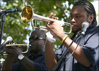The Free Agents Brass Bands