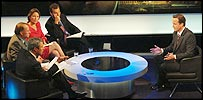 Cameron on Newsnight