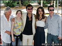Atonement cast
