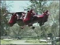 "The M400 ""Skycar"""