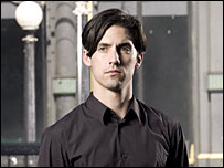 Milo Ventimiglia, who plays Peter Petrelli in Heroes